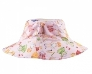 Paper Dolly Bucket Hat