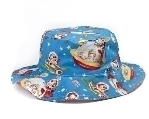 Retro Space Hat