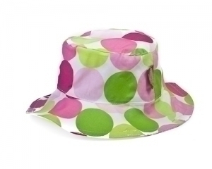 Disco Dots Bucket Hat