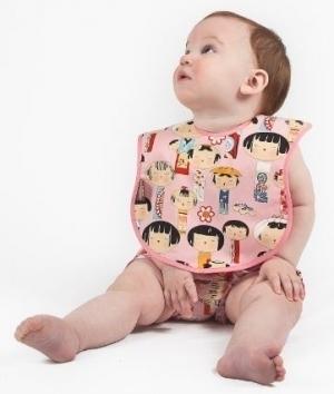 Yui Kosheshi Doll Bib