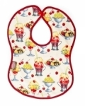 Icecream Sundae Bib