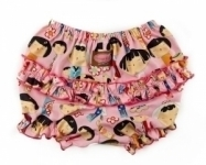 Yui Kosheshi Doll Ruffle Pants