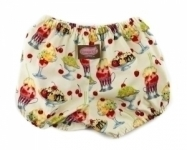 Ice Cream Sundaes Nappy Cover