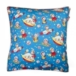 Retro Space Pillow