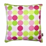 Disco Dot Pillow