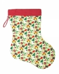 Festive Christmas Stocking