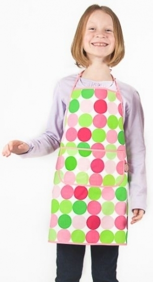 Disco Dot Apron