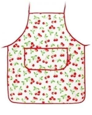 Cherry Delight Apron