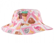 Pink Ice Creams Hat