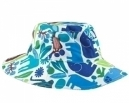 Blue Zoo Hat