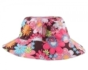 Peace Flowers Hat