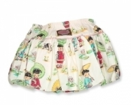 China Doll Bubble Skirt