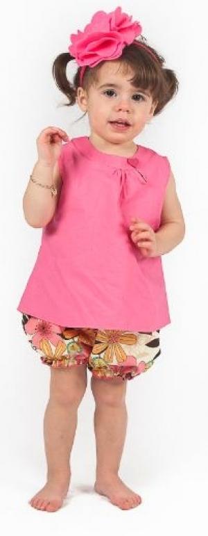 Pink Swing Top
