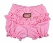 Light Pink Ruffle Pants