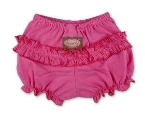 Pink Ruffle Pants