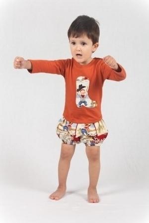 Lil Cowpoke Long Sleeve T Shirt