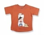 Lil Cowpoke Short Sleeve T Shirt