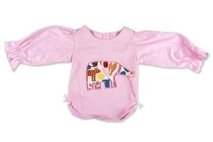 Pink Zoo Elehant Long Sleeve Top