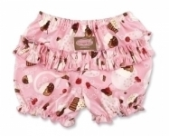 Cupcake Ruffle Pants