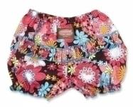 Peace Flower Ruffle Pants