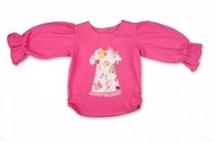 Paper Doll Long Sleeve Top