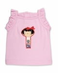 Yui Kosheshi Doll Singlet in Light Pink