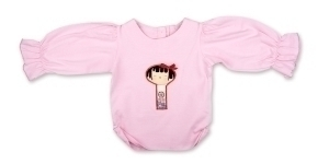 Yui Kosheshi Doll Long Sleeve Top