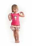 Yui Kosheshi Doll Singlet in Dark Pink