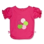 Disco Dot Pink T Shirt