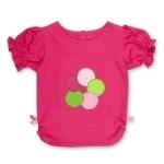 Disco Dot Pink T Shirt