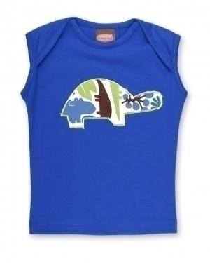 Blue Tortoise Singlet