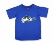 Blue Tortoise T Shirt