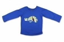 Blue Tortoise Long Sleeve T