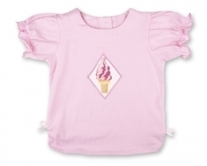 Pink Ice Creams T Shirt