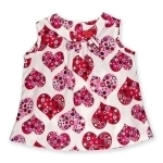 Love Hearts Swing Top