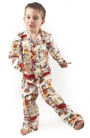 Lil Cowpokes Winter Pyjamas