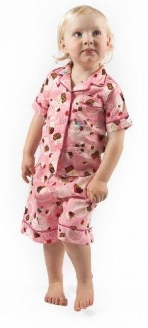 Cupcakes Summer Pyjamas