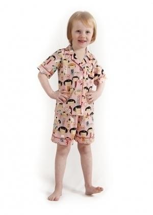 Yui Kosheshi Doll Summer Pyjamas Size 1 and 2 left!