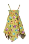Owl Hankie Dress