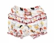 Sushi Ruffle Pants