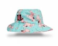 Pink Poodle Hat