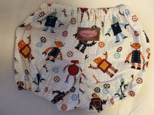 Robot Nappy Cover