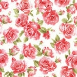 Sweet Rose Fabric