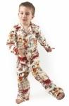 Lil Cowpokes Cotton Flannel Fabric
